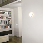 Basiko Circle Ceiling by Vibia