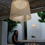 Wind Outdoor Pendant by Vibia
