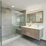 Level Bathroom Vanity Light -