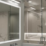 Alpha LED Wall Light -
