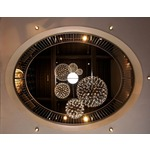 Raimond Suspension without Canopy - Stainless Steel /