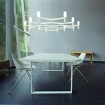 Crown Plana Mega Pendant by Nemo
