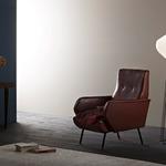 Aerostat Floor Lamp by Fabbian