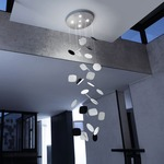 Afef Pendant by Zaneen Lighting