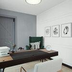 Haven Flush Ceiling Light -