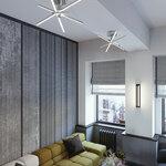 Jaxx Semi Flush Ceiling Light -