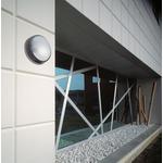 Airy Indoor / Outdoor Wall / Ceiling Mount - Grey /