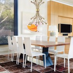 Alexandria Tall Chandelier by Hudson Valley Lighting