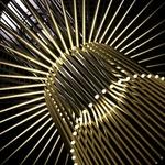 Allegro Assai Suspension - Gold /