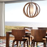 Allier Pendant by Feiss