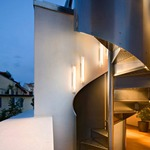 All Light Indoor/Outdoor Wall Sconce by Flos Lighting