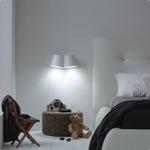 Amak 2 Light 4100K Wall Sconce by Zaneen Lighting