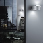 Amak Direct/Indirect 4100K Wall Sconce by Zaneen Lighting