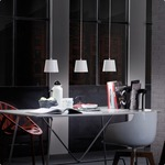 Amak 4100K Pendant by Zaneen Lighting