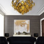 Apidae Chandelier by CreativeMary