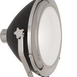 Apollo Floor Lamp - Charcoal / Black