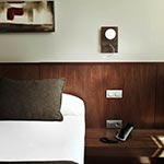 Lluna Wall Sconce Lightology Bedroom