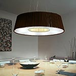 Tuna Pendant by Lightology Collection