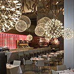 Raimond Suspension without Canopy by Moooi
