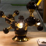 Atomic Table Lamp by Delightfull