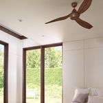 Avvo Ceiling Fan with Light by Monte Carlo