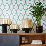 Bamboo Table Lamp -