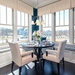 Barrington Downlight Chandelier by Feiss