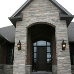 Baton Rouge Outdoor Wall Sconce -