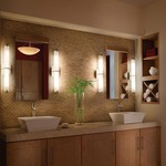 Metro Bath Bar by Tech Lighting