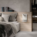 Beddy Wall Light with Double Shelf -