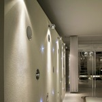 Beluga Wall/ Ceiling Light -