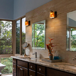 Lava Wall Sconce -