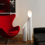 Beth Floor Lamp by Oluce Srl