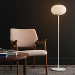 Bianca Floor Lamp by FontanaArte