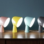Binic Table Lamp - White /