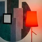 Birdie Table Lamp -  / White