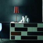 Birdie Table Lamp -  / White