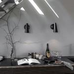 Birdy Wall Light -