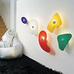 Bit Wall by FOscarini