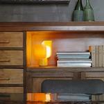 Blom Table Lamp -  / Green