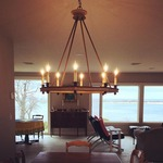 Bonfire Chandelier -  /