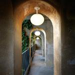 Elipse Outdoor Ceiling Light -