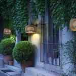 Fora Outdoor Wall Light -