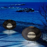 Garota P01 Outdoor Floor Lamp by Bover