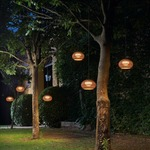 Garota Outdoor Plug In Pendant -
