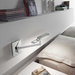 Spock Swing Arm Wall Lamp by Bover