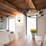 Brandt Pendant by DVI Lighting