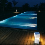 Break Outdoor Lamp by Vibia