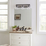 Briarwood Bathroom Vanity Light -