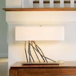 Brindille Table Lamp by Hubbardton Forge